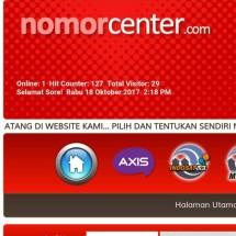 nomor center Logo