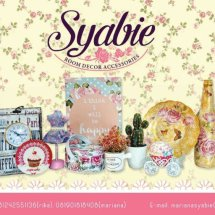 Logo SYABIE ROOM DECOR