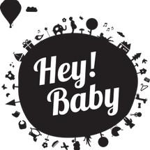 Logo Hey! Baby