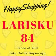 Logo larisku84
