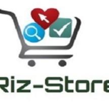 Logo Riz-store