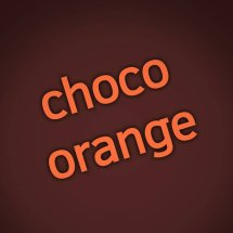 Choco Orange Shop
