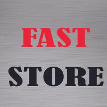 Logo Toko Fast Store