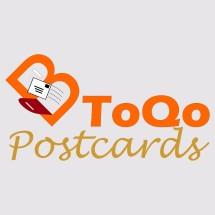 Logo B-Toqo Postcards