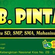 Logo Toko Buku Pintar 29