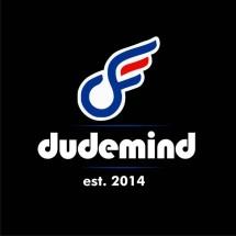 Logo Dude Mind Sneaker