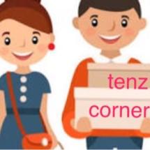 Logo tenz corner