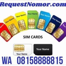Request Nomor