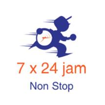 Toko 7 x 24 jam Logo