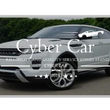 Cyber Car Logo