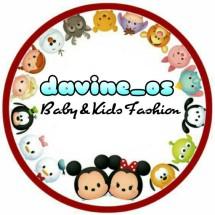 Logo Davine Baby and Kids