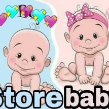 Logo babystore 87