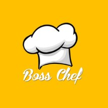 Logo Boss Chef