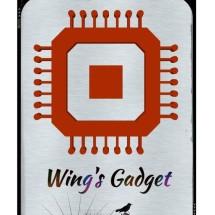 Logo wings gadget