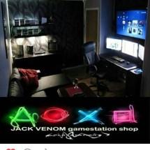 JACK VENOM gamestation