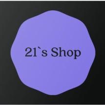 21`s shop