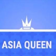 Logo asia queen