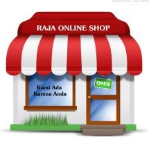 Logo Raja Oline Shop