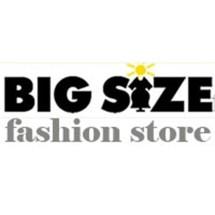 Logo BIG SIZE FASHION STORE