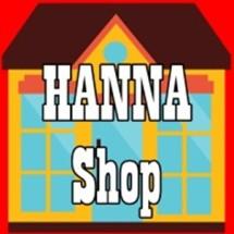 Hanna Best Shop Logo