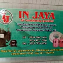 IN JAYA21 Logo