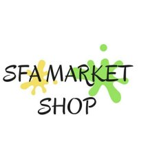 Logo sfa market shop