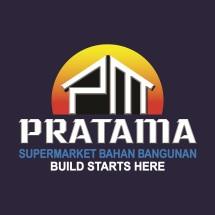 PRATAMA SUPERMARKET Logo