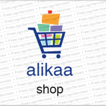 Logo alikaashop