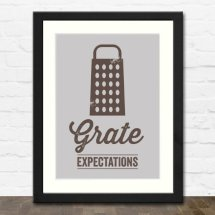 Grate Expectations Logo
