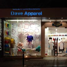Dave Apparel Store #2 Logo