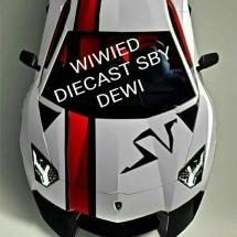 Logo Wiwied Diecast SBY