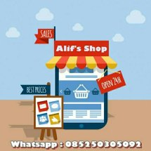 Alif's Shop
