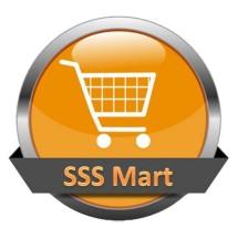 SSS Mart Logo