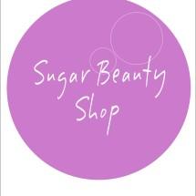 Logo Sugar Beauty Shop