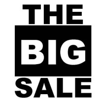 Logo The BIG Sale....!!!