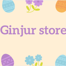 Ginjur store Logo