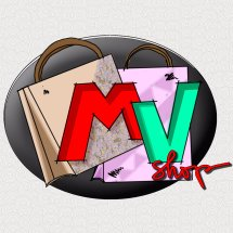 Logo MV Shop Surabaya