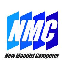 Logo New Mandiri Computer