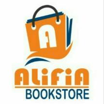 Logo Alifia Bookstore