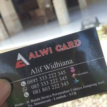 ALWI Card