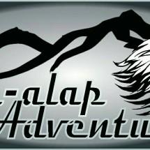 alap_alap adventure Logo