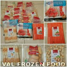 Val Frozen food