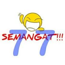 Logo semangat77