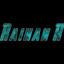 Logo Raihan R