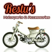 Logo RESTU aksesoris motor
