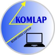 Logo Komponen Laptopku