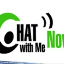Logo chat me shop