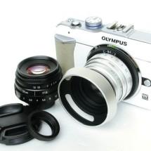 Logo Manual Lens