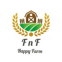 Logo FNF happy farm