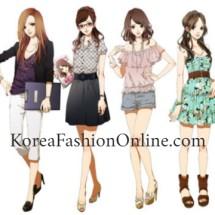 KoreaFashionOnline Logo